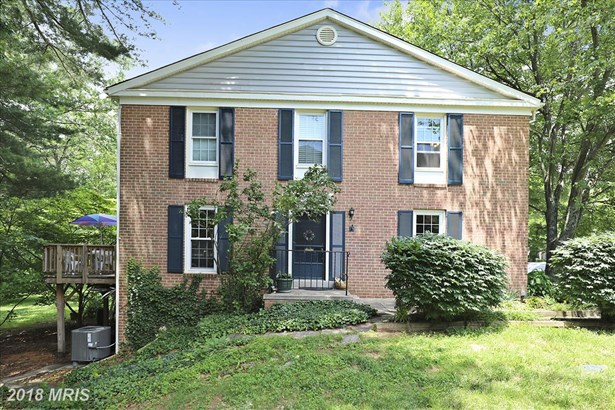 Transitional, Townhouse - GAITHERSBURG, MD (photo 1)