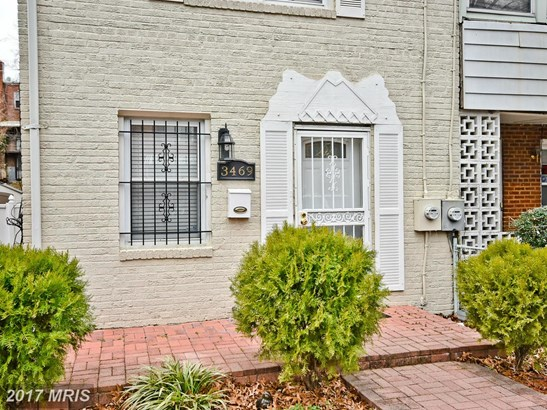 Colonial, Attach/Row Hse - WASHINGTON, DC (photo 2)