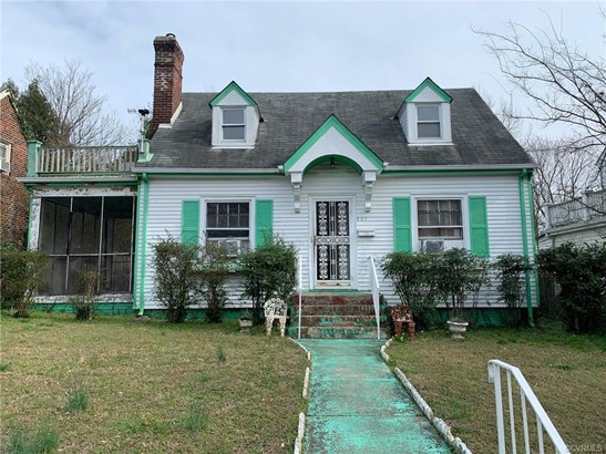 Cape Cod, Single Family - Richmond, VA