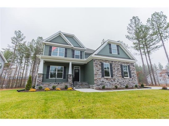 Contemporary, Craftsman, Single Family - Chesterfield, VA (photo 1)