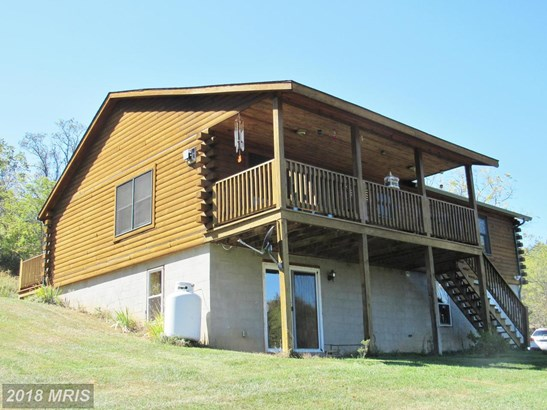 Detached, Log Home - CUMBERLAND, MD (photo 1)