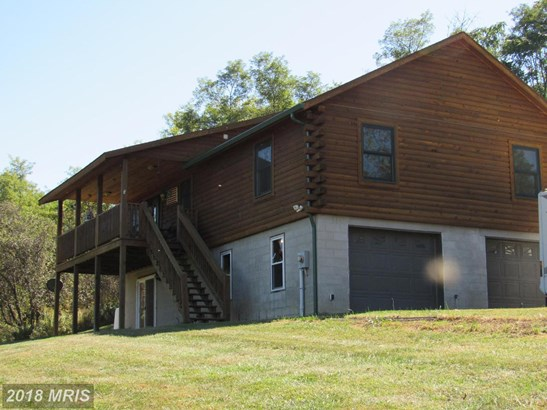 Detached, Log Home - CUMBERLAND, MD (photo 2)