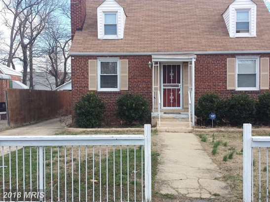 Traditional, Detached - SUITLAND, MD (photo 3)