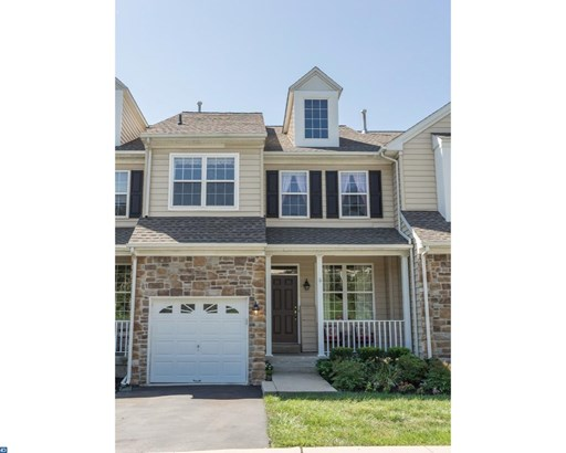 Row/Townhouse, Colonial - GLEN MILLS, PA (photo 1)