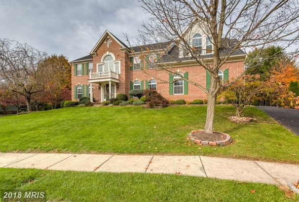 Colonial, Detached - LUTHERVILLE TIMONIUM, MD (photo 2)