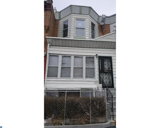 Row/Townhouse, EndUnit/Row - PHILADELPHIA, PA (photo 1)