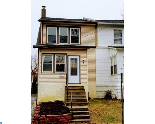 Semi-Detached, Traditional - DARBY, PA (photo 1)