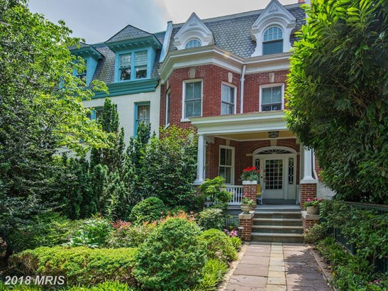 Townhouse, Federal - WASHINGTON, DC (photo 1)