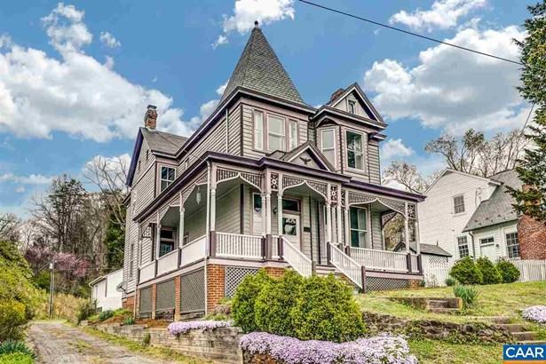 Victorian, Detached - SCOTTSVILLE, VA (photo 2)