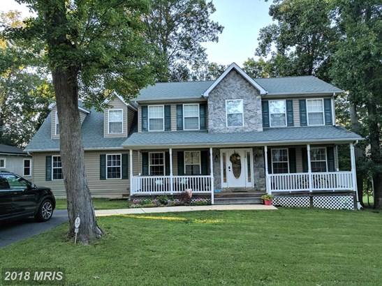 Colonial, Detached - LUSBY, MD (photo 1)