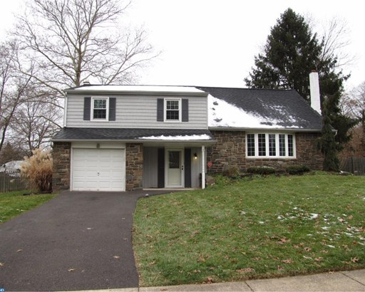 Traditional, Detached - NEWTOWN, PA (photo 1)