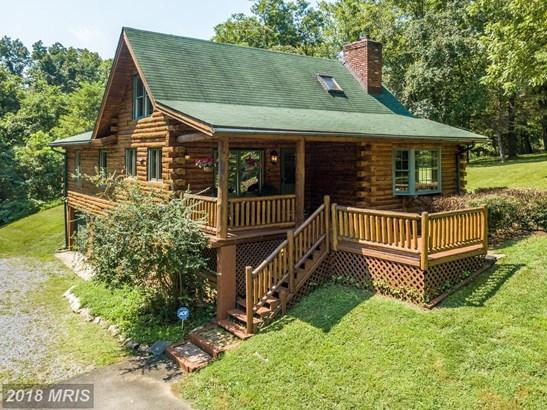 Detached, Log Home - UPPERVILLE, VA (photo 1)