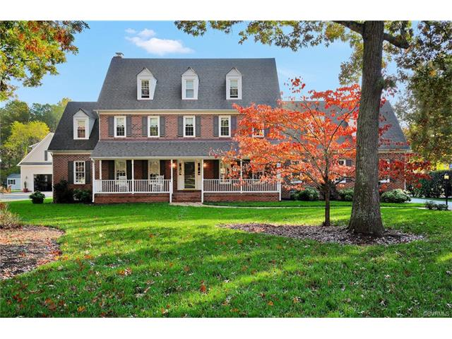 Colonial, Single Family - Chesterfield, VA (photo 1)
