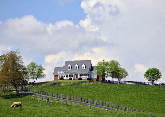 Cape Cod, Residential - Christiansburg, VA (photo 4)