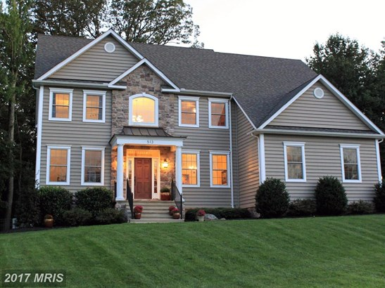 Traditional, Detached - CROWNSVILLE, MD (photo 2)