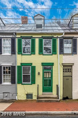 Colonial, Attach/Row Hse - FREDERICK, MD (photo 1)