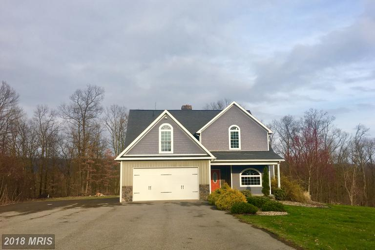 Contemporary, Detached - RIDGELEY, WV (photo 1)