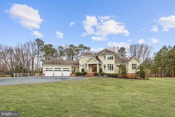 Detached, Single Family - OXFORD, MD
