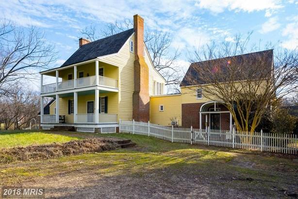 Colonial, Detached - POMFRET, MD