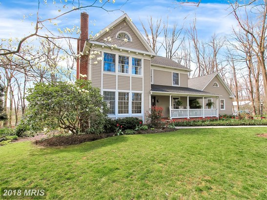 Colonial, Detached - PYLESVILLE, MD (photo 1)