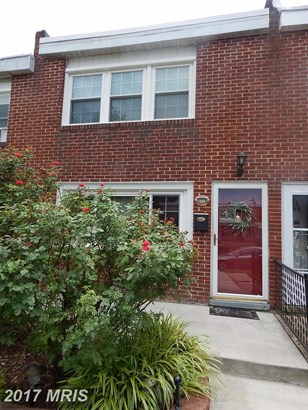 Townhouse, Colonial - BALTIMORE, MD (photo 1)