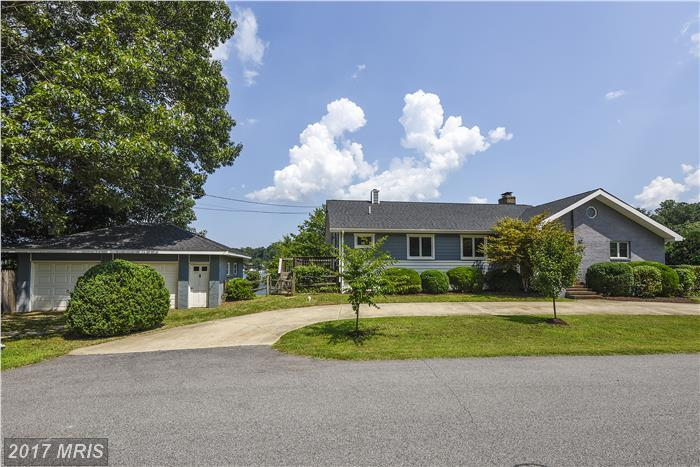 Rancher, Detached - CROWNSVILLE, MD (photo 1)