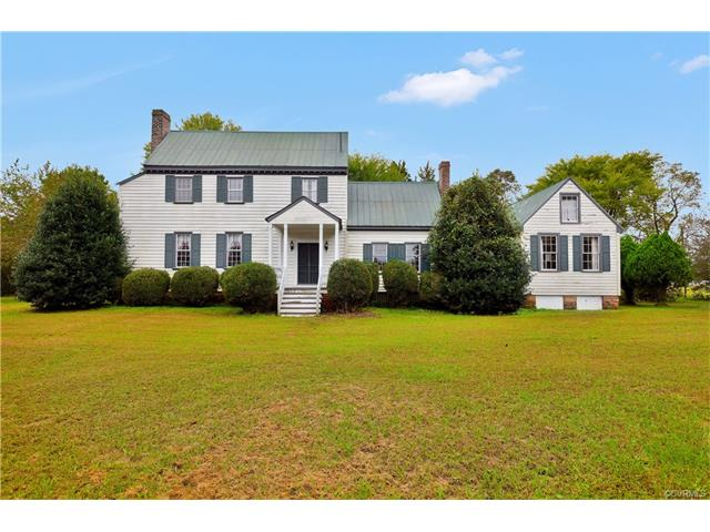 Farm House, Single Family - Disputanta, VA (photo 1)