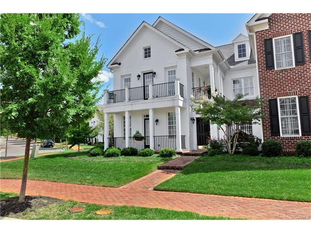 Condo/Townhouse, 2-Story, Colonial, Rowhouse/Townhouse - Henrico, VA (photo 2)