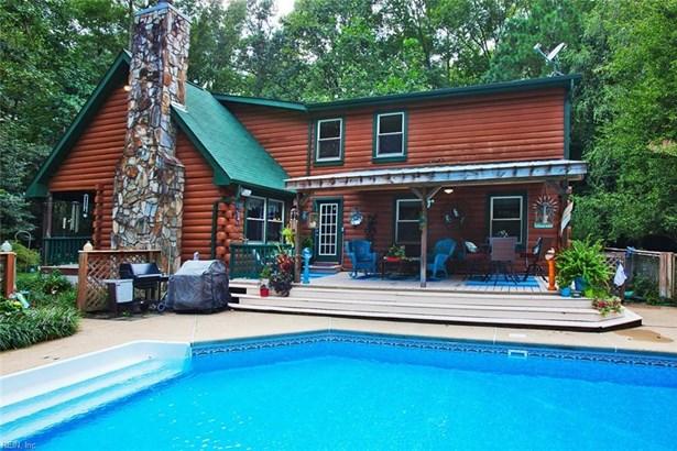 Log Home, Single Family - Isle Of Wight County, VA (photo 1)