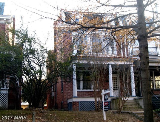 Semi-Detached, Victorian - WASHINGTON, DC (photo 2)