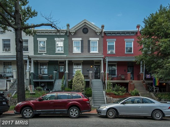 Colonial, Attach/Row Hse - WASHINGTON, DC (photo 3)