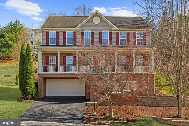 Detached, Single Family - NEW MARKET, MD