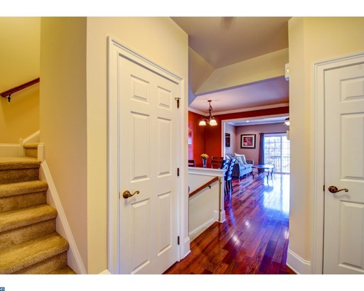 Row/Townhouse, Traditional - KENNETT SQUARE, PA (photo 3)