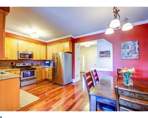 Row/Townhouse, Traditional - KENNETT SQUARE, PA (photo 4)