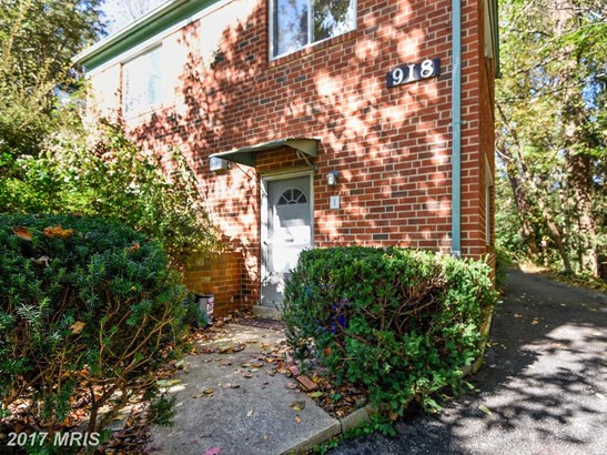 Colonial, Detached - TAKOMA PARK, MD (photo 1)