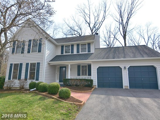 Colonial, Detached - MILLERSVILLE, MD (photo 1)