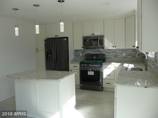 Townhouse, Contemporary - NORTH POTOMAC, MD (photo 2)
