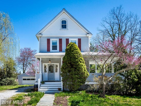 Victorian, Detached - CATONSVILLE, MD (photo 1)