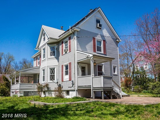 Victorian, Detached - CATONSVILLE, MD (photo 3)