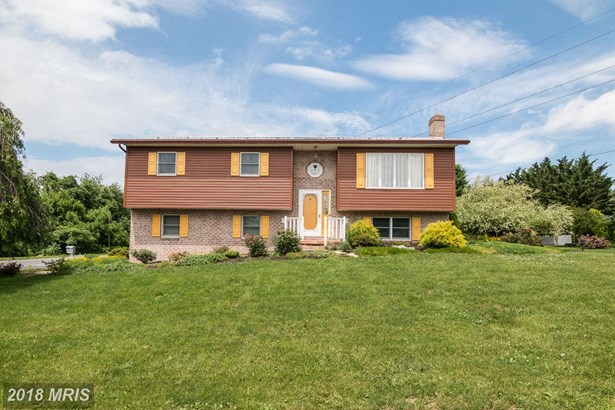 Raised Rancher, Detached - CHAMBERSBURG, PA