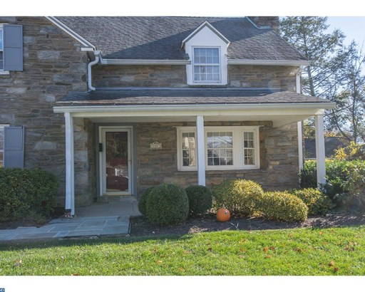 Colonial, Detached - WYNNEWOOD, PA (photo 2)