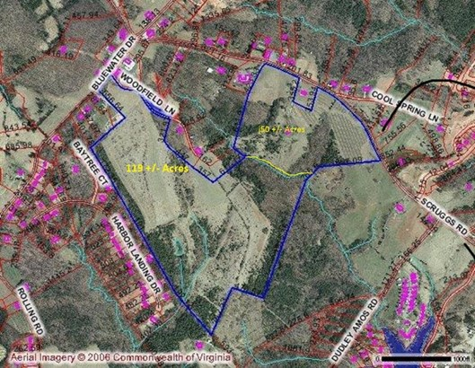Land (Acreage), Lots/Land/Farm - Moneta, VA (photo 3)