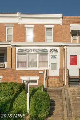 Transitional, Attach/Row Hse - BALTIMORE, MD (photo 1)