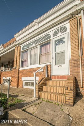 Transitional, Attach/Row Hse - BALTIMORE, MD (photo 2)