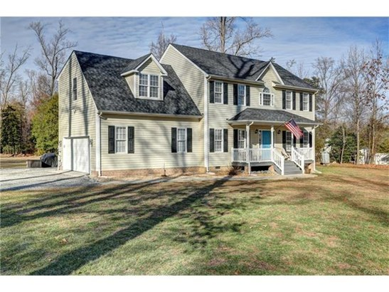 2-Story, Colonial, Single Family - Sandston, VA (photo 4)