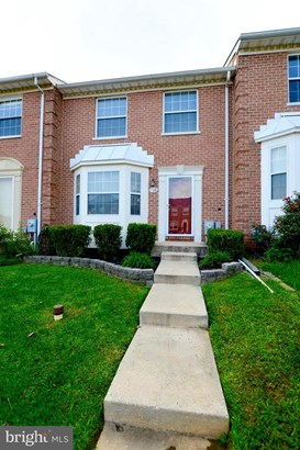 Townhouse, Row/Townhouse - ABINGDON, MD