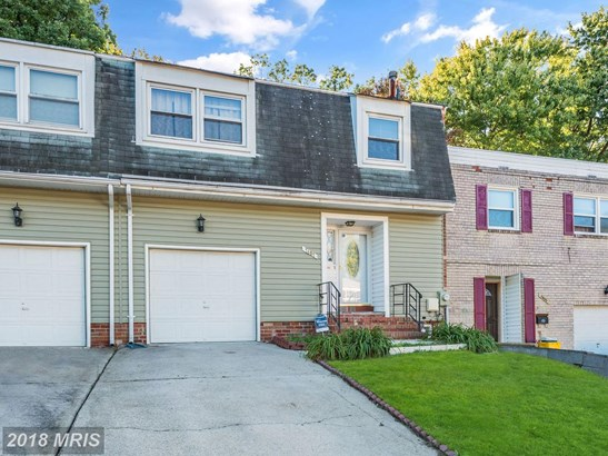 Townhouse, Colonial - CAPITOL HEIGHTS, MD (photo 1)