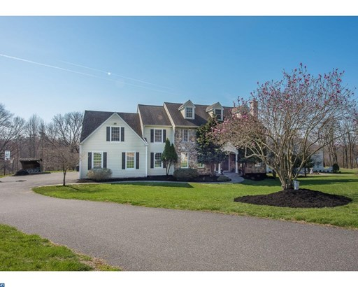 Colonial, Detached - NEWTOWN SQUARE, PA (photo 2)