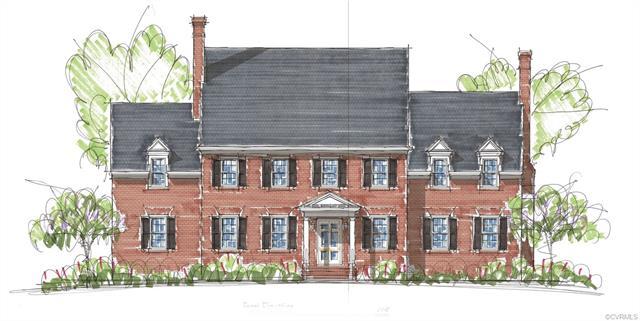 2-Story, Colonial, Single Family - Henrico, VA