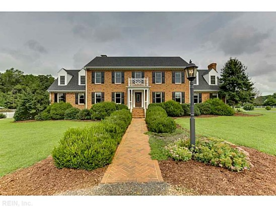 Colonial, Single Family - Prince George County, VA (photo 1)